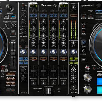 Pioneer DDJ-RZ Flagship 4-Channel Controller for Rekordbox DJ