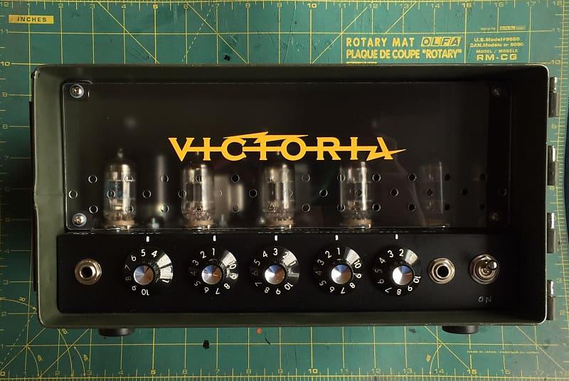fc016e877e Victoria Amps *RARE Brand New Condition* Reverberammo | Reverb