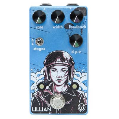 Walrus Audio Lillian Multi-Stage Analog Phaser for sale