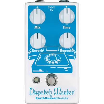EarthQuaker Devices Dispatch Master V3 Digital Delay & Reverb for sale