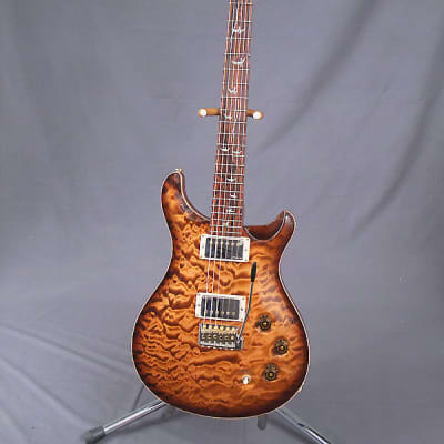 Paul Reed Smith PRS Private Stock DGT One Piece Quilt Top 2015 Copperhead Smokeburst