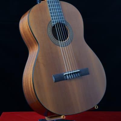 J. Navarro NC-40 Engelmann Spruce Classical Spanish Style Guitar for sale