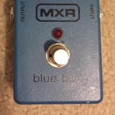 MXR M-103 Blue Box Blue