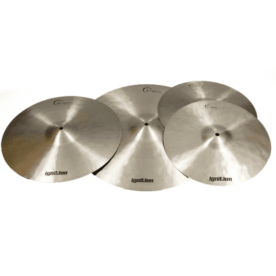 "Dream Cymbals IGNCP3 Ignition Series Box Set 14/16/20"" Cymbal Pack"