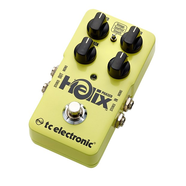 tc electronic helix phaser guitar effect pedal open box reverb. Black Bedroom Furniture Sets. Home Design Ideas