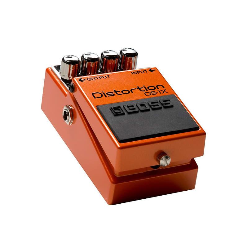 boss ds 1x premium tone distortion guitar effects pedal reverb. Black Bedroom Furniture Sets. Home Design Ideas