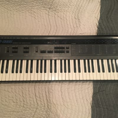 Korg DW8000 Hybrid Synth with case