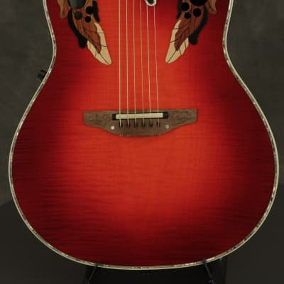 Musical Instruments & Gear Rare 1996 Custom Ovation Gc Guitar Center 30th Anniversary #16 Of Only #50
