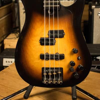 1998 Brian Moore Custom Shop TC4P Bass Guitar for sale