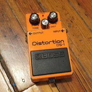 Boss DS-1 Distortion MIJ 1980s