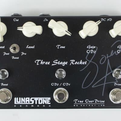 Lunastone Three Stage Rocket