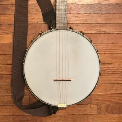 Vintage 1920s Slingerland May Bell 5-String Banjo
