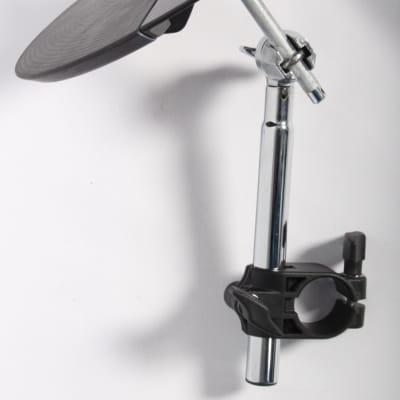 "Electronic Hi-Hat Cymbal Roland 10"" CY-5 Dual Trigger Pad + Chrome 20cm Mount"
