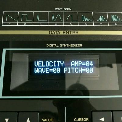 OLED Display Upgrade - Casio CZ-1 CZ-101 CZ-1000 CZ-2000S CZ-2600S CZ-3000 CZ-5000