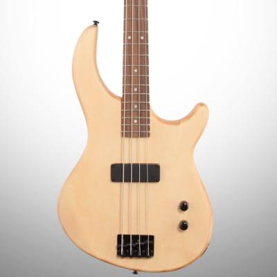 Dean Edge 09 Electric Bass, Satin Natural