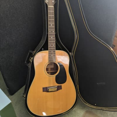 Jasmine by Takamine ES-612 12-string Acoustic-Electric for sale