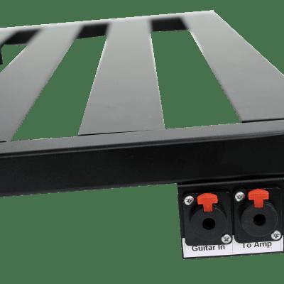 Best-Tronics Pro Audio 2 Port Pedaltrain Side Mount Panel Kit