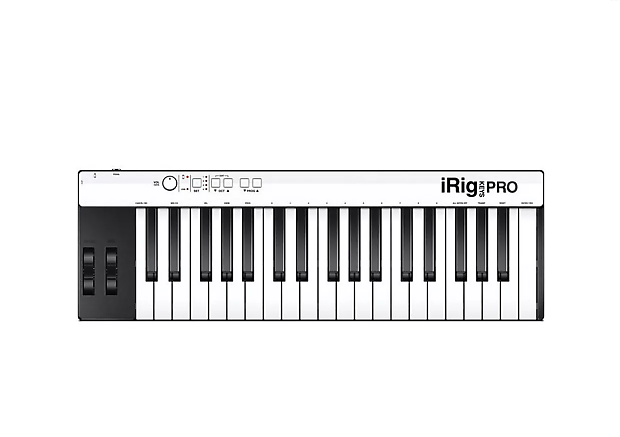 IK Multimedia iRig Keys Pro Full-Sized MIDI Keyboard Controller
