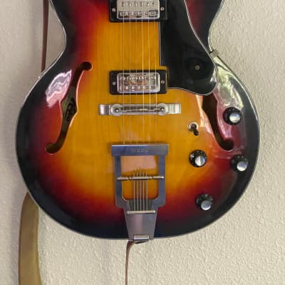Kapa 500 1960s Sunburst for sale