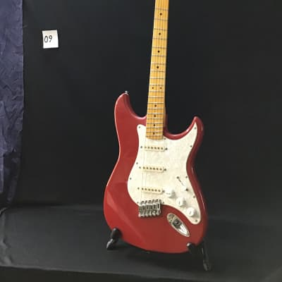 Emerald Bay  custom shop fan fret (multi-scale) electric guitar for sale