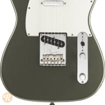 Fender American Standard Telecaster 2015 Jade Pearl Metallic image