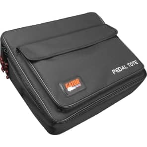 Gator GPT-PRO Pedal Tote 16x30 Pedalboard w/ Carry Bag