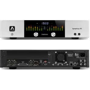 Apogee Symphony I/O 2x6 USB Audio Interface