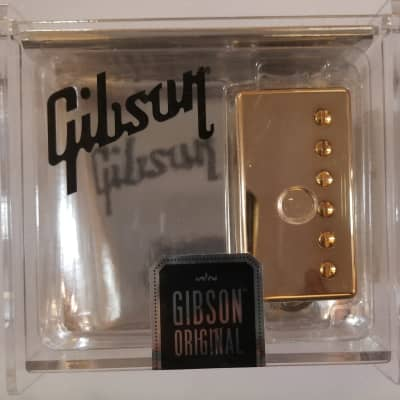 Gibson IM59B-GH Burstbucker Pro - Neck Pickup / Gold for sale