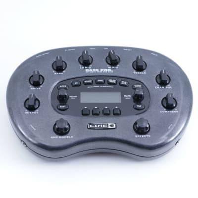 Line 6 Bass POD xt Multi-Effect and Amp Modeler