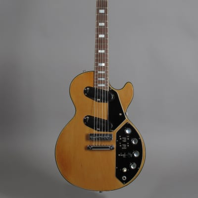 Gibson Les Paul Recording 1973 Natural for sale