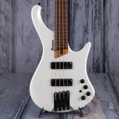 Ibanez Bass Workshop EHB1000 Bass, Pearl White Matte