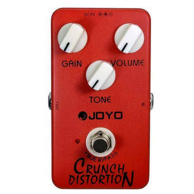 JOYO JF-03 CRUNCH DISTORTION FREE SHIPPING