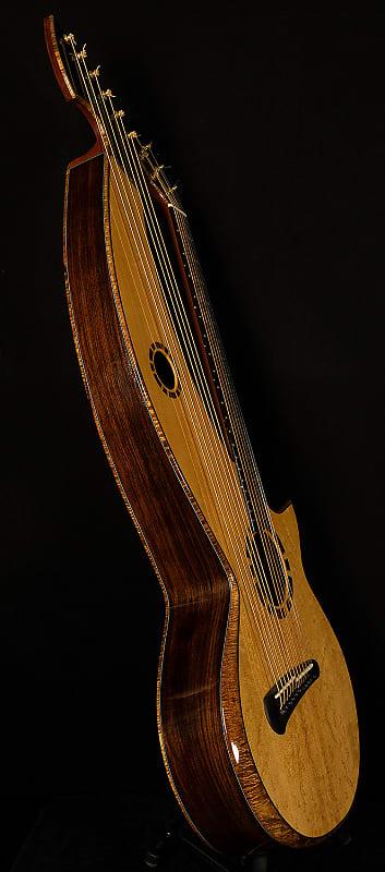 duane noble harp guitar 2014 wildwood guitars reverb. Black Bedroom Furniture Sets. Home Design Ideas