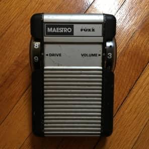 Maestro MFZ-1 Fuzz 1976