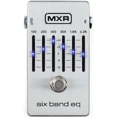 Mxr M109s 6 Band Eq for sale