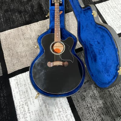 Gibson J-180 EC Special 2006 Black for sale