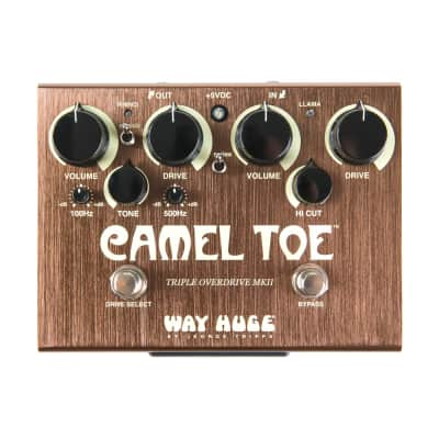 Way Huge WHE209 Camel Toe Triple Overdrive MKII