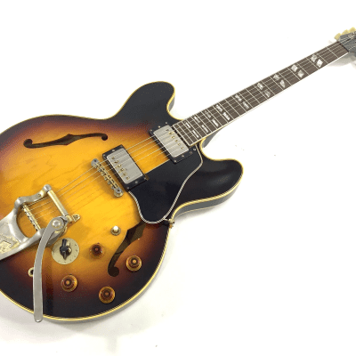 Gibson ES-345TDSV Stereo with Bigsby Vibrato 1965 - 1969
