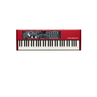 Nord Electro 5D 61-key Semi-Weighted Keyboard