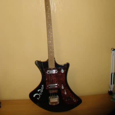 Roden Bass Guitar USSR Soviet Russian Vintage and Rare for sale