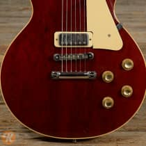 Gibson Les Paul Deluxe 1976 Wine Red image