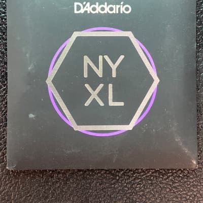 D'Addario NYXL1149 Nickel Wound Electric Guitar Strings Medium 11-49  2020 Standard