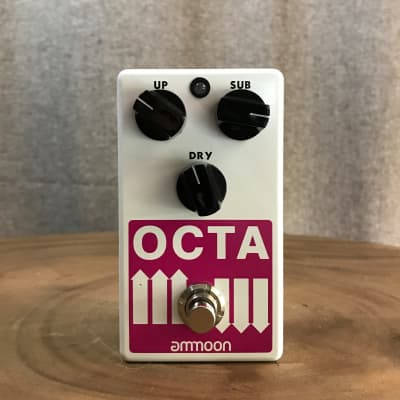 Ammoon Octa polyphonic octave generator