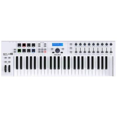 Arturia KeyLab 49 Essential USB Keyboard MIDI DAW Controller