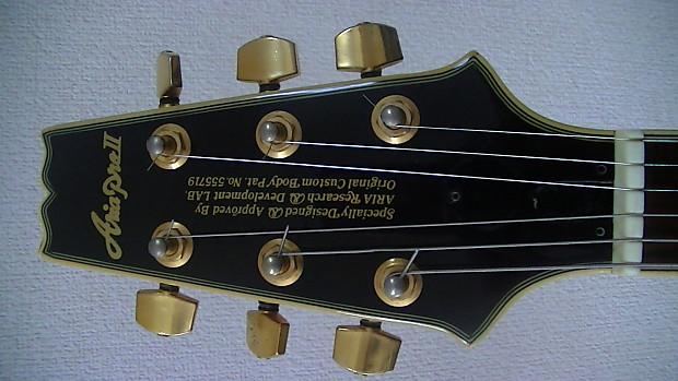 Aria Pro II Numéro de série datant