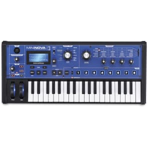 Novation MiniNova 37-Mini-Key Compact Synthesizer