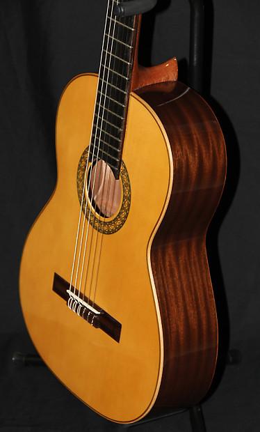 westwood esteva sonata classical acoustic guitar spruce reverb. Black Bedroom Furniture Sets. Home Design Ideas