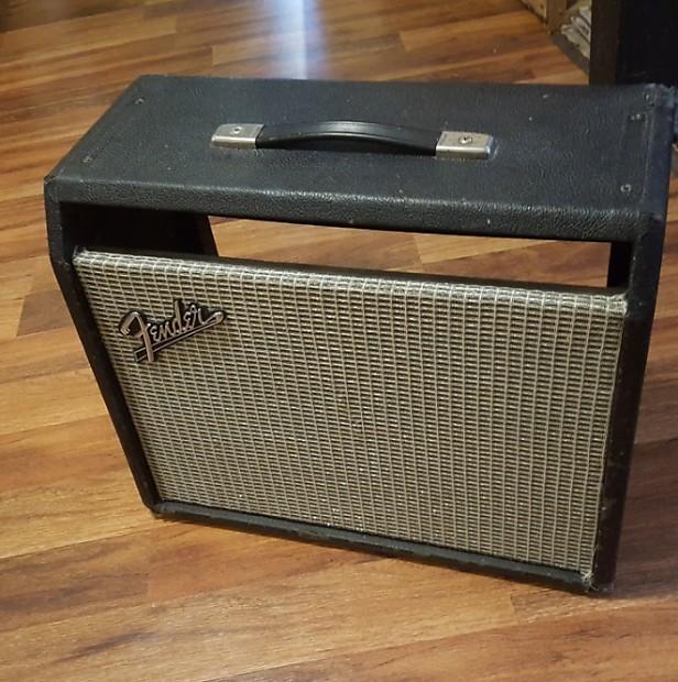 Fender Vintage Princeton Reverb Cabinet 1x10 or 1x12 | Reverb