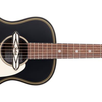 Gretsch  G9520E Gin Rickey Acoustic/Electric  2020  Smokestack Black