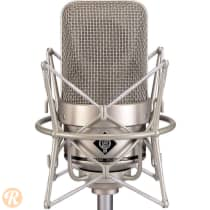 Neumann M 150 Omnidirectional Tube Condenser Microphone Matched Pair image